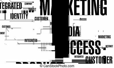 commercialisation, mots, hd, mono