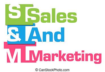 commercialisation, résumé, ventes, coloré, raies