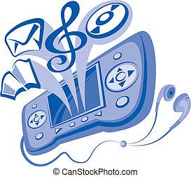 communicateur, smartphone