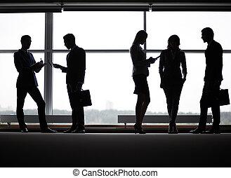 communication, business