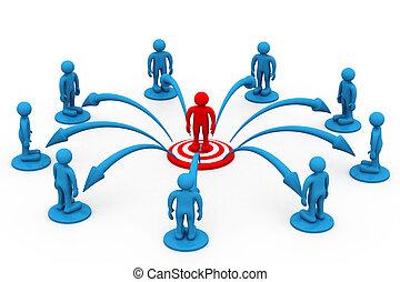 communication, concept, business