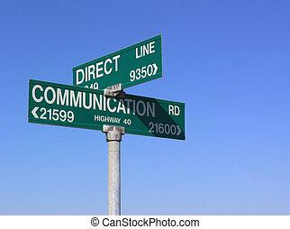 communication, direct