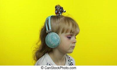 communication, intéressé, paresseux, histoire, écoute, très, enfant, ennuyeux, percé, pas, désordre
