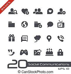 //, communications, élémentsessentiels, social