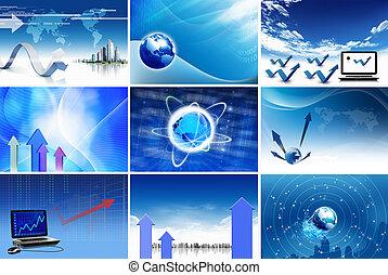 communications, concept, business