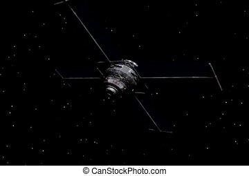 communications, satellite