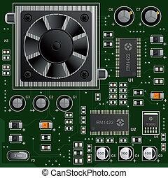 composants, électronique