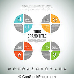 composite, carrée, infographic