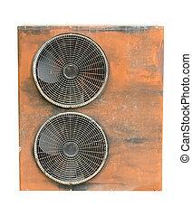compresseur, air-condition