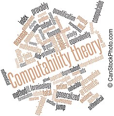 computability, théorie