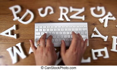 concept, écriture créative