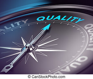 concept, assurance qualité