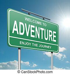 concept., aventure
