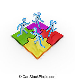 concept., collaboration