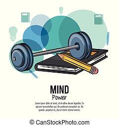 concept, esprit, puissance