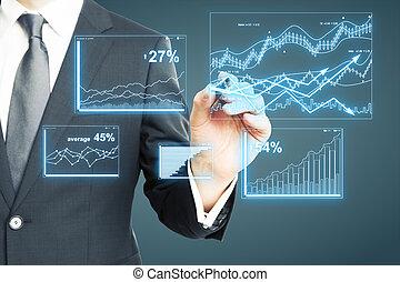 concept, finance