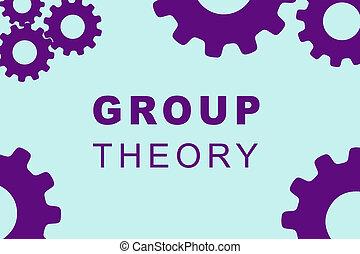 concept, groupe, théorie