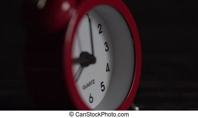 concept, grunge, horloge, vendange, -, texture, figure, temps