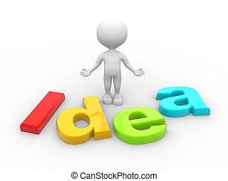 concept, idée