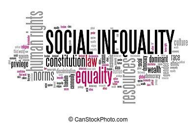 concept, inégalité