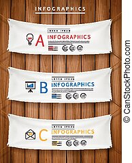 concept, infographic, conception, exposition, gabarit