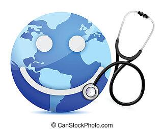 concept médical, santé