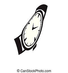 concept, meited, organisation, temps, avenir, expiration, ou