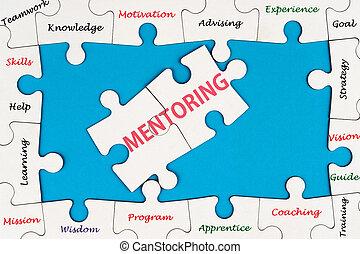 concept, mentoring