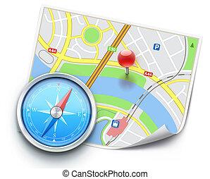 concept, navigation