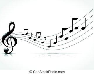 concept, noir, musical