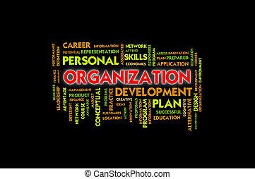 concept, organisation, business, rédaction