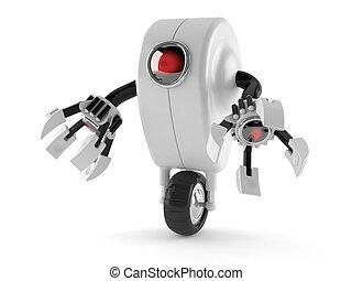 concept, robot