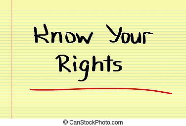 concept, ton, savoir, droits