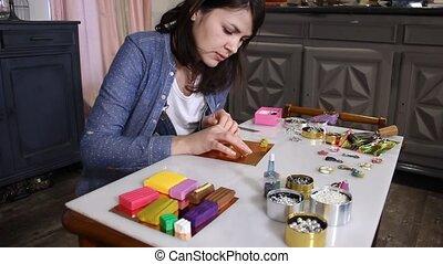 concepteur, femme, fonctionnement