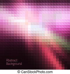 conception abstraite, fond