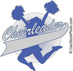 conception, cheerleader