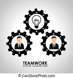 conception, collaboration