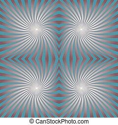 conception modèle, seamless, fond, spirale