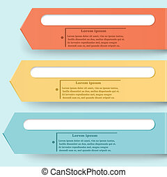 conception, raies, fullcolor, infographics