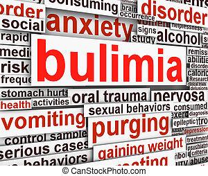 conceptuel, boulimie, conception, message, nervosa