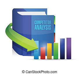 concurrent, livre, conception, analyse, illustration