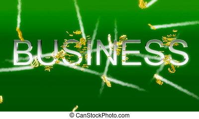 confection, concept, -, business, argent