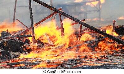 conflagration