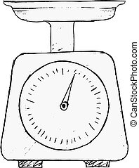 conjugal, weigh-scales