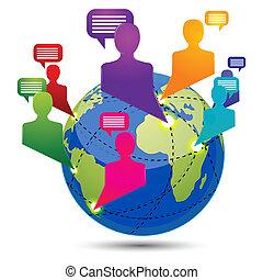connectivité, global