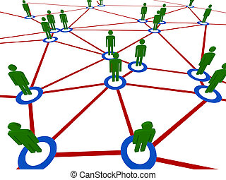 connexion, gens