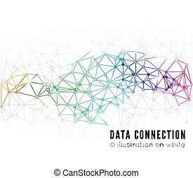 connexion, résumé, réseau