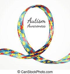 conscience, autism, ruban