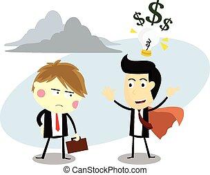 conseiller, business