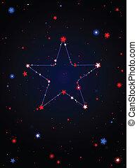 constellation, usa